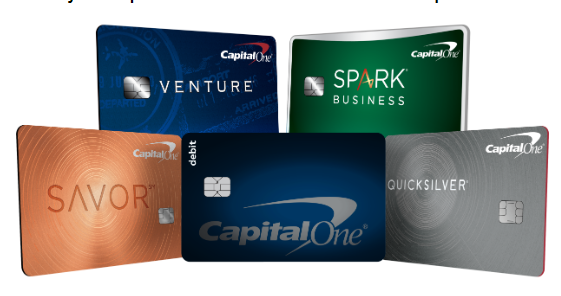 GetMyOffer Capital One Credit Card