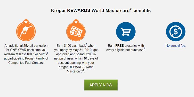 Kroger MasterCard